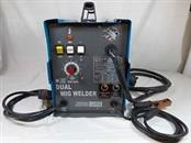 CHICAGO ELECTRIC Wire Feed Welder DUAL MIG WELDER